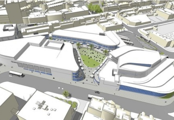 Mcalpine stalks 75m exeter city leisure scheme construction enquirer for Leeds international swimming pool