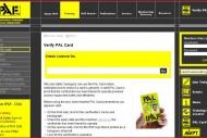 ipaf website