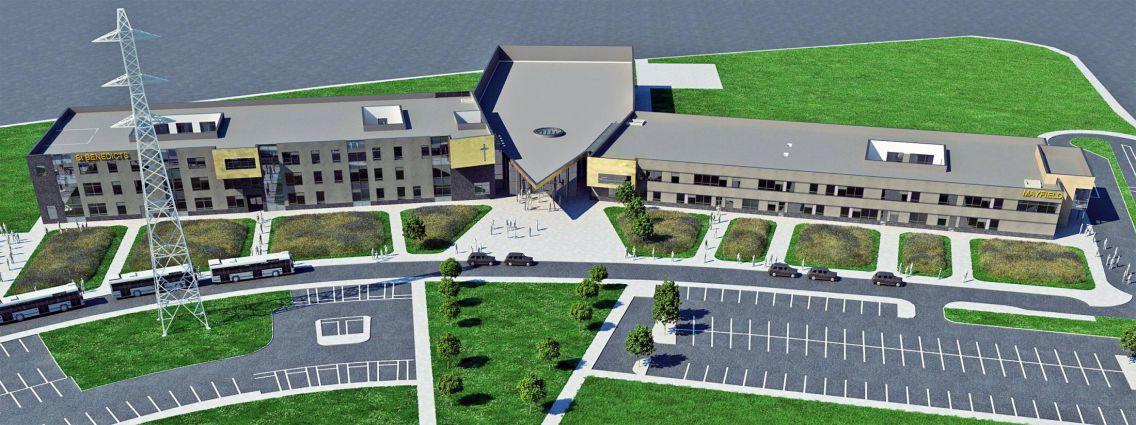 Planning Decision On 30m Cumbria Campus Next Month Construction Enquirer