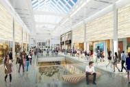 meadowhall refurbishment sheffield