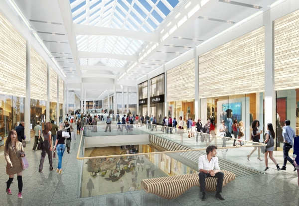 8d4454afb WSP PB lands Meadowhall refurb role | Construction Enquirer