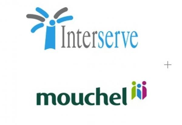 interserve confirms bid talks with mouchel construction