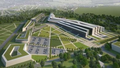 Aberdeen exhibition centre