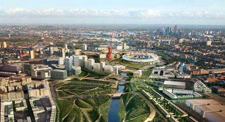 Contractors In Race For Olympic Park Housing Schemes