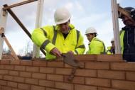 Autumn Statement Persimmon Chancellor bricklayer