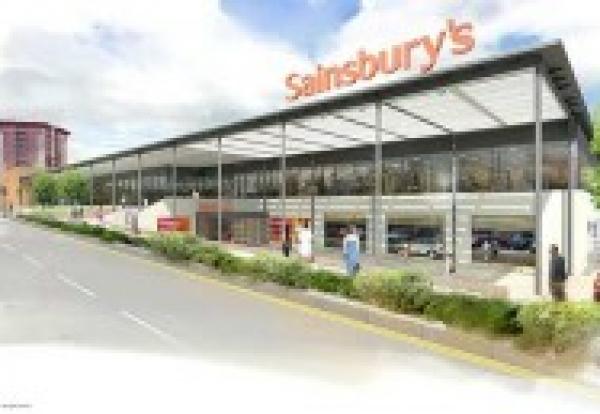 b k to start 65m wolverhampton sainsbury s job construction enquirer