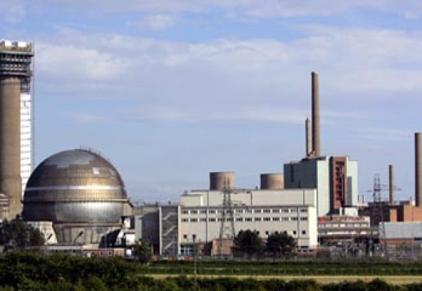 Sellafield dome