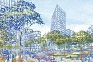 Berkeley Homes West Ham Newham site