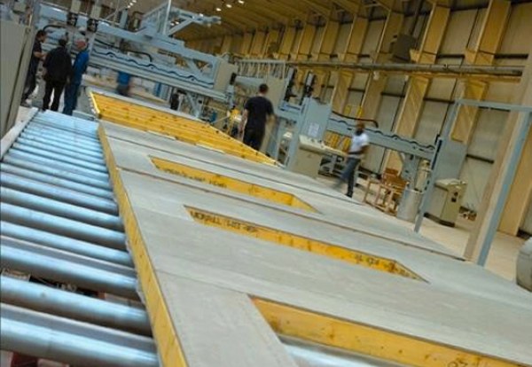 Persimmon Ramps Up Timber Frame Production Construction