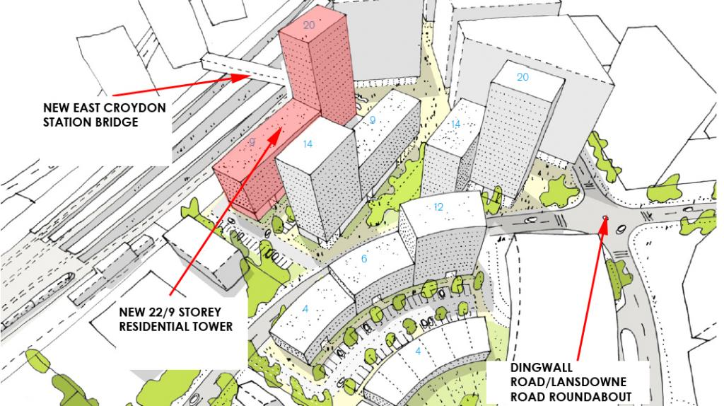 When Is Building  In Ruskin Square Starting