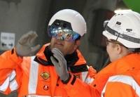 virtual reality Crossrail