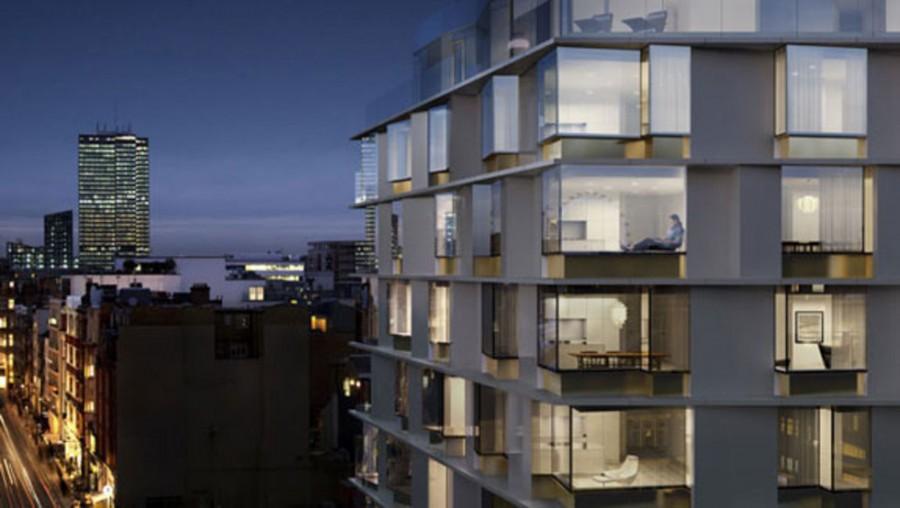 LandSecs plans Oxford Street office-to-flats scheme ...