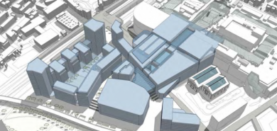 westfield London phase 2