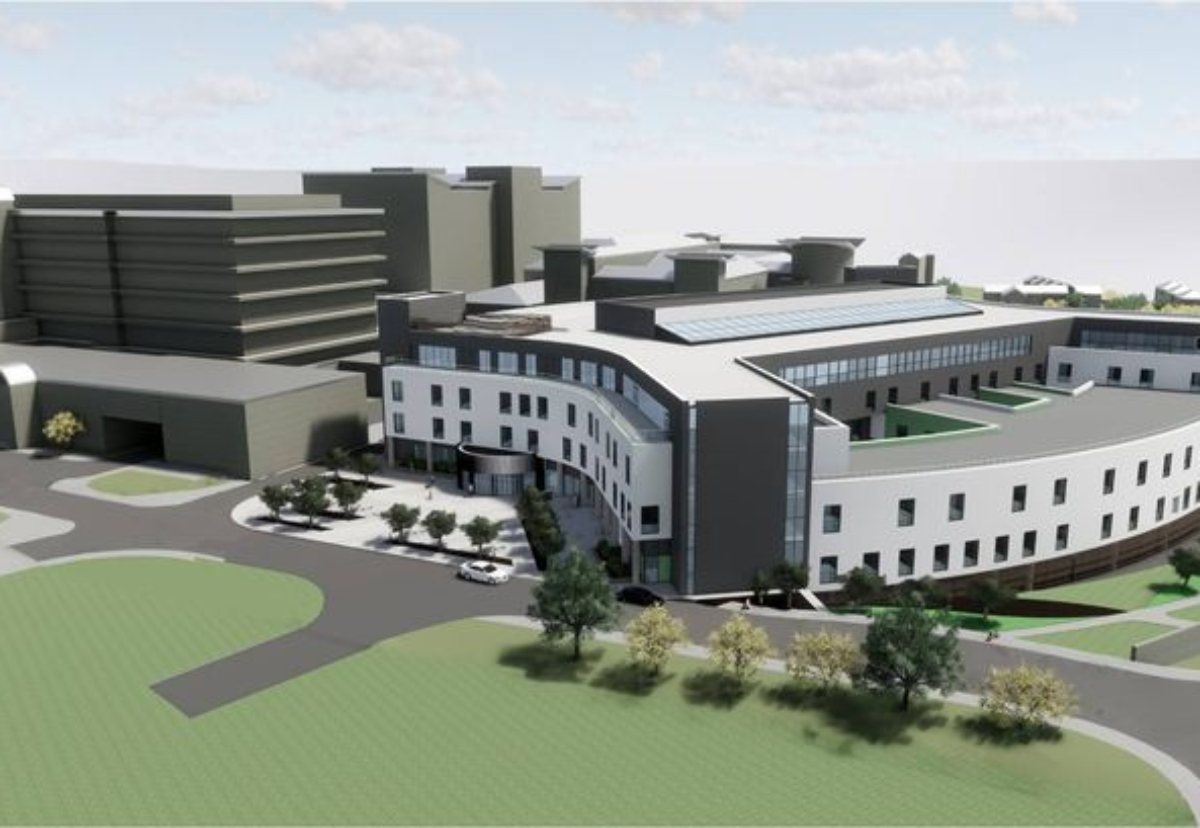 Baird Family Hospital and ANCHOR Centre will be built at Aberdeen's Foresterhill Health Campus