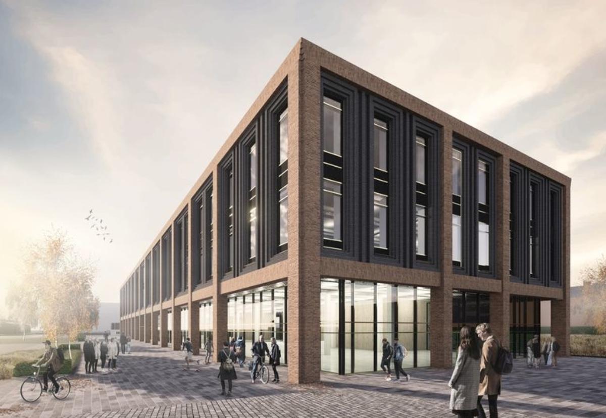 New Catalyst building will open in September 2021