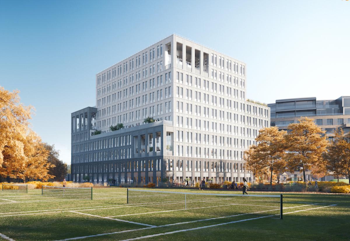 Laing O'Rourke lands latest White City office block