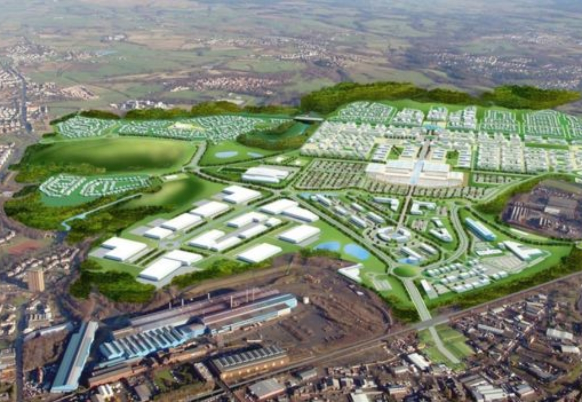VHE Construction has picked up enabling works for a new urban park at the site
