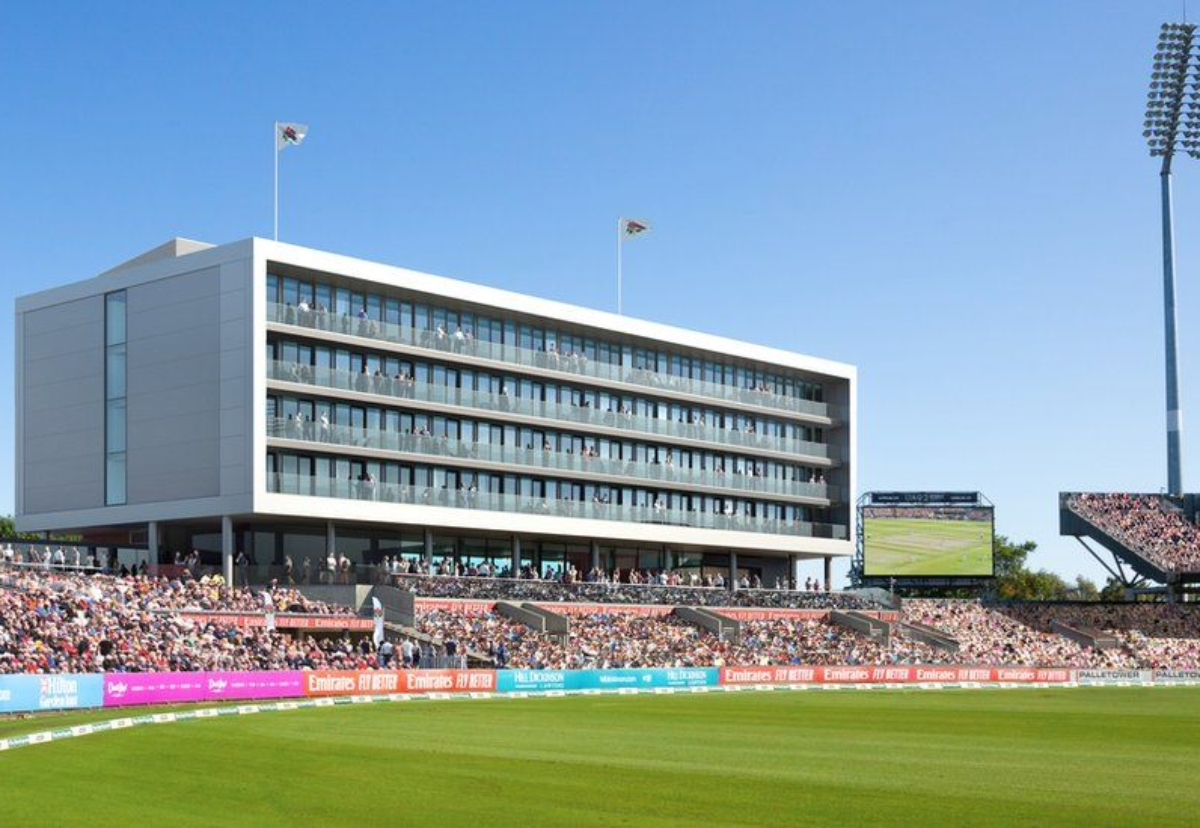 Club hopes new stand will be built in time for the 2023 Ashes series
