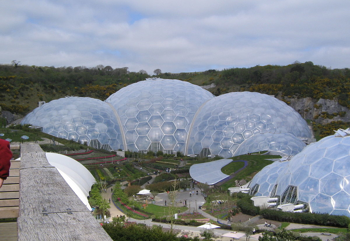 The Eden Project will source geothermal heat and power for the site