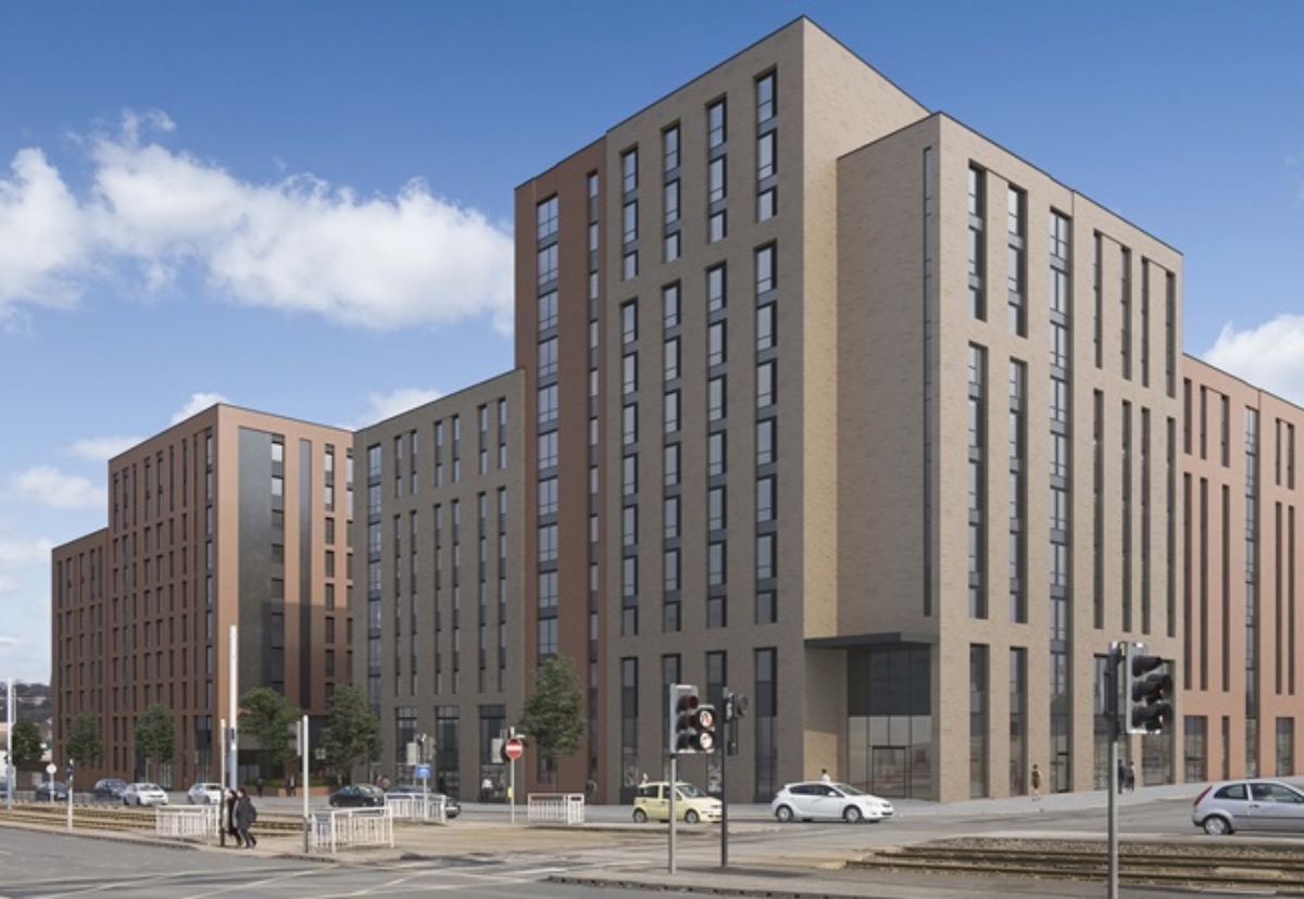 Developer Cassidy takes on Hoyle Street mixed student and PRS complex