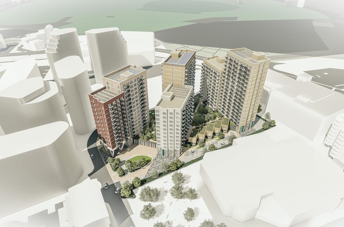Jenrick approves five high-rise blocks next to Kew