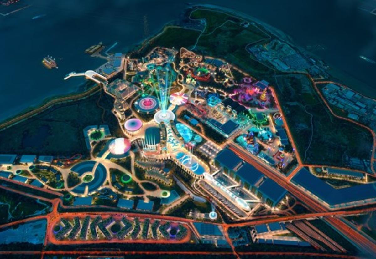 £3.5bn Kent Theme Park Opens Pre-Procurement Registration for Firms