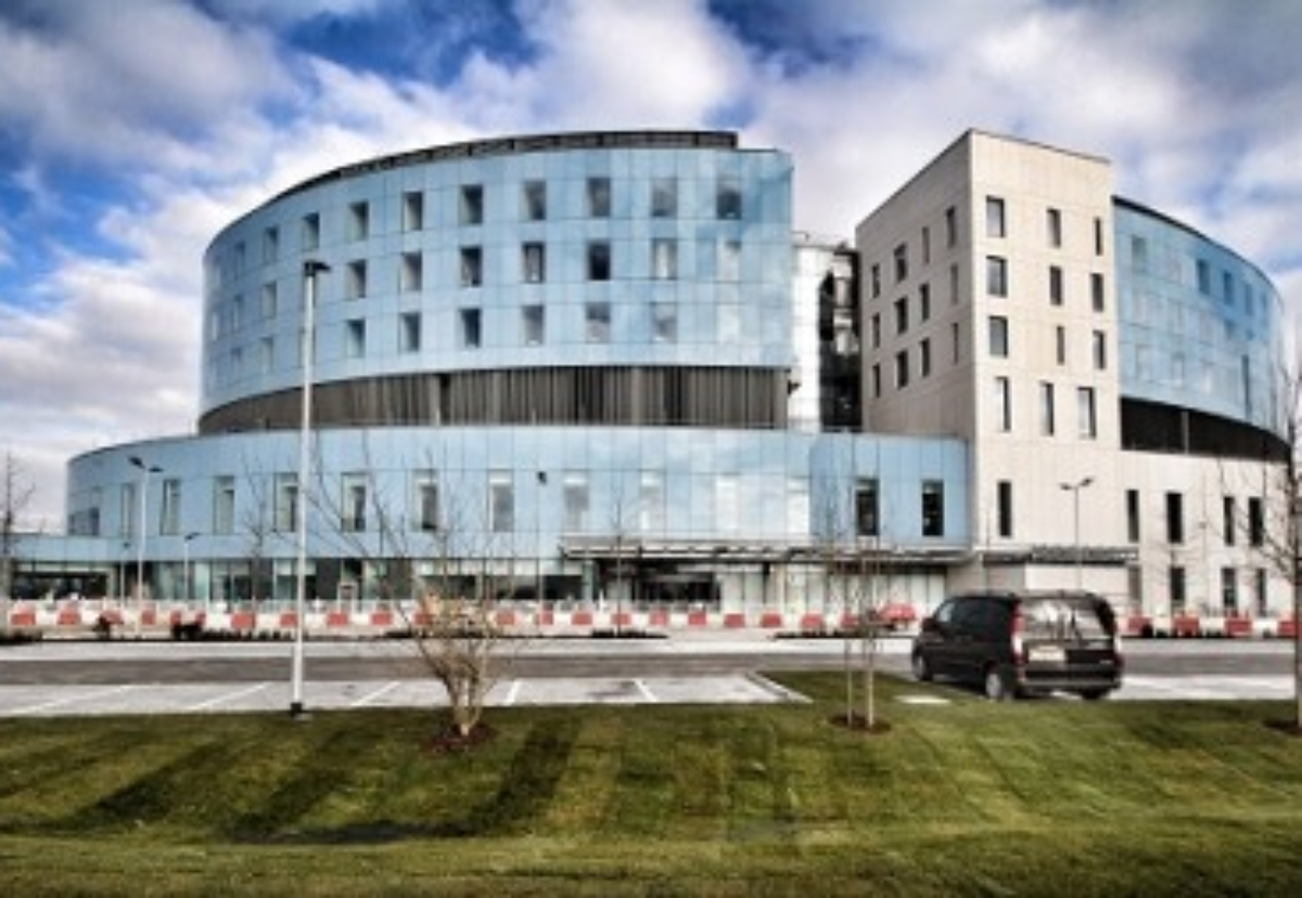 The hospital was expected to open in September but this will be delayed for several months