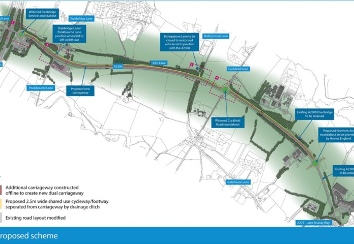 Jackson In Line For 163 22m Road Upgrade Construction