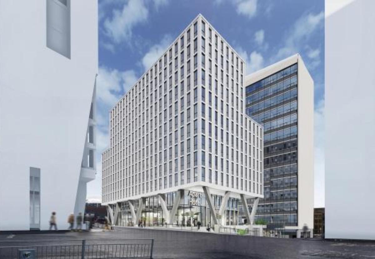 Architect Cooper Cromer designed the scheme