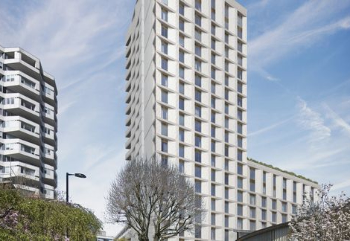 Pocket Living's Addiscombe Grove affordable housing scheme to be built using offsite construction