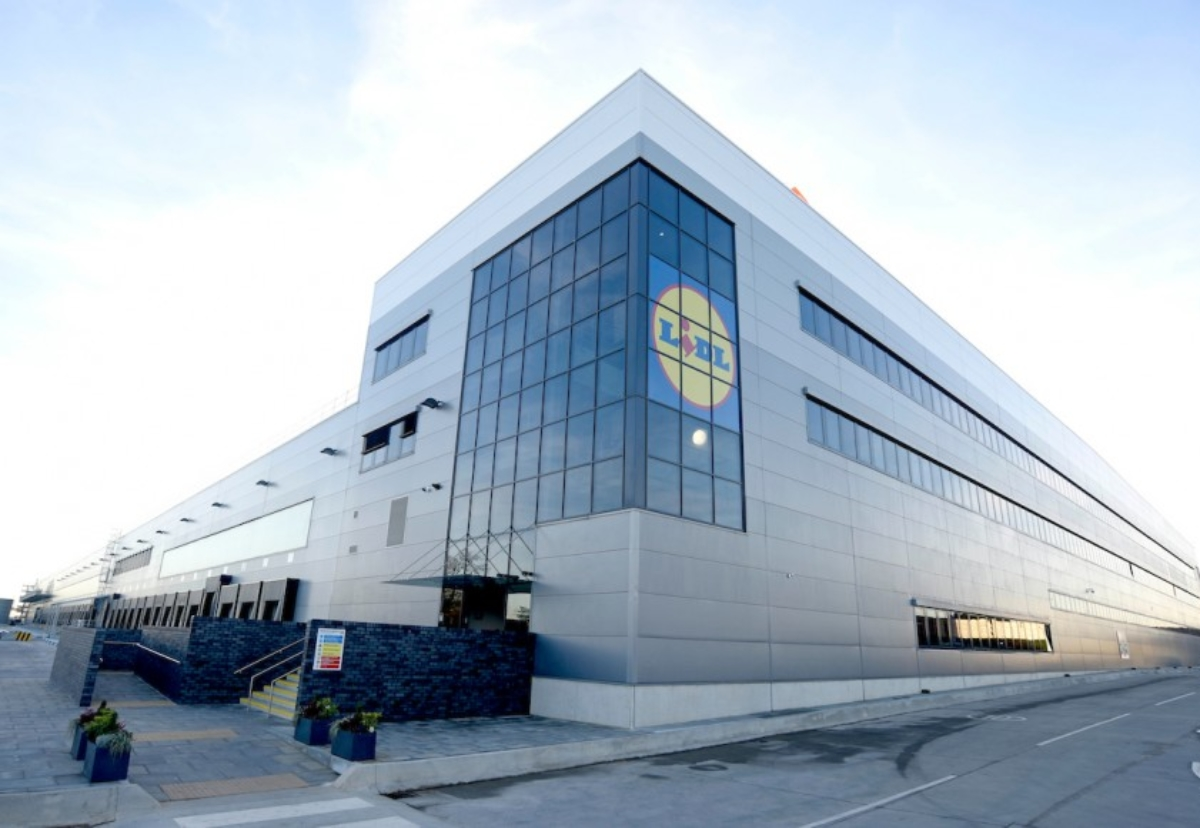Lidl ploughs ahead with regional distribution centre network to fuel expansion