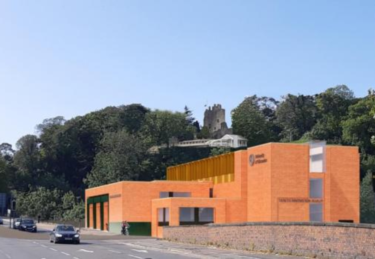 Town Deal funds will finance the majority of a new £36m Higher Education complex at Castle Hill on the site of the old Dudley Hippodrome