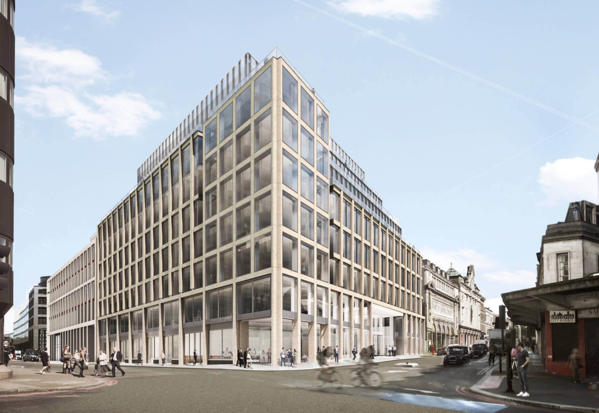 SES lands £25m package on new London office scheme