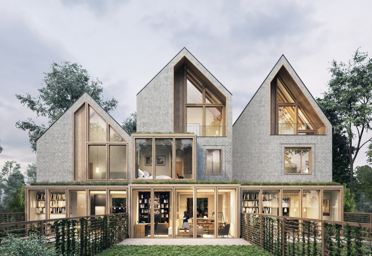 Design and image courtesy of Jo Cowen Architects