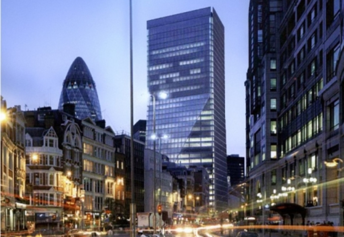 Yuanda is working on a number of high profile projects including 100 Bishopsgate