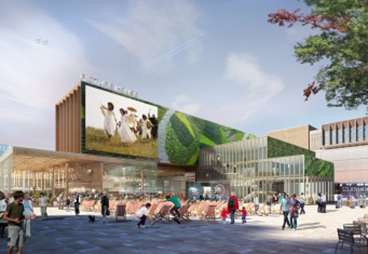 Chester Northgate shopping centre plan
