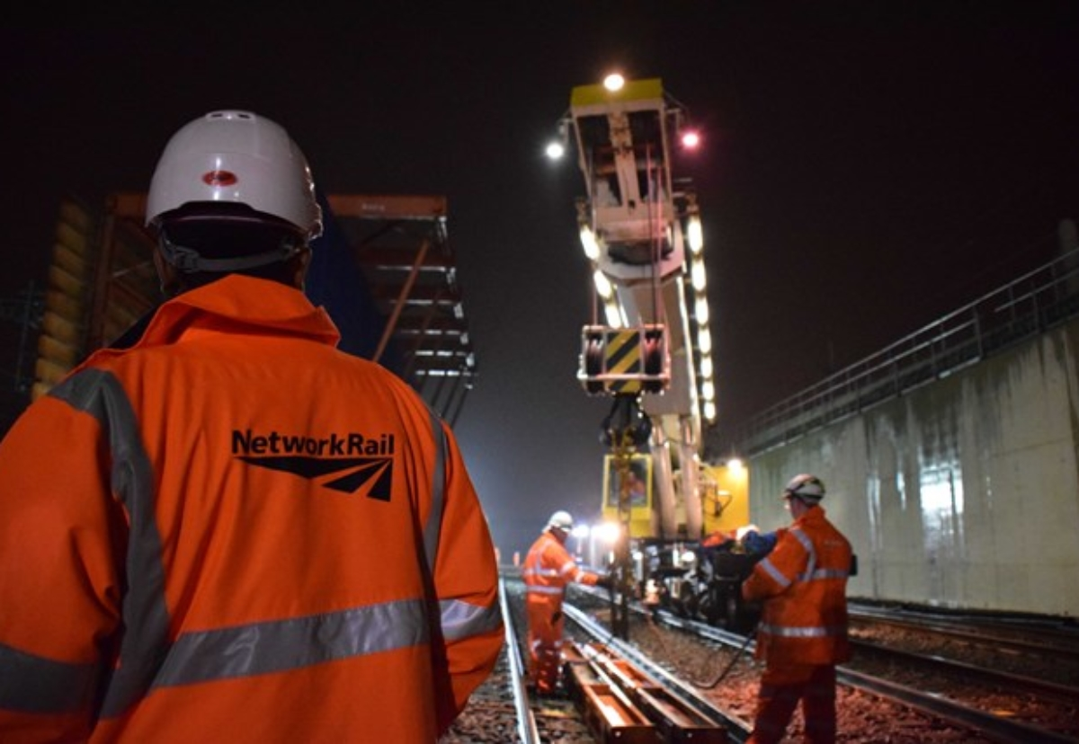Network Rail is stepping up plans to involve small and medium sized suppliers and subcontractors in its railway spend
