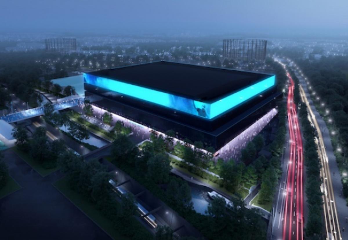 BAM will start work on new indoor Arena near the Etihad Stadium early next year