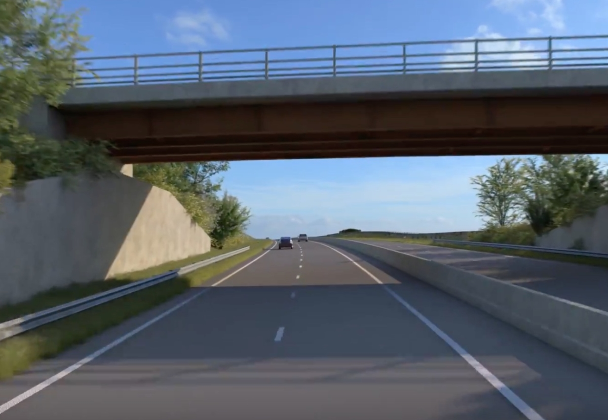 A30 between Carland Cross and Chiverton Cross gains development consent