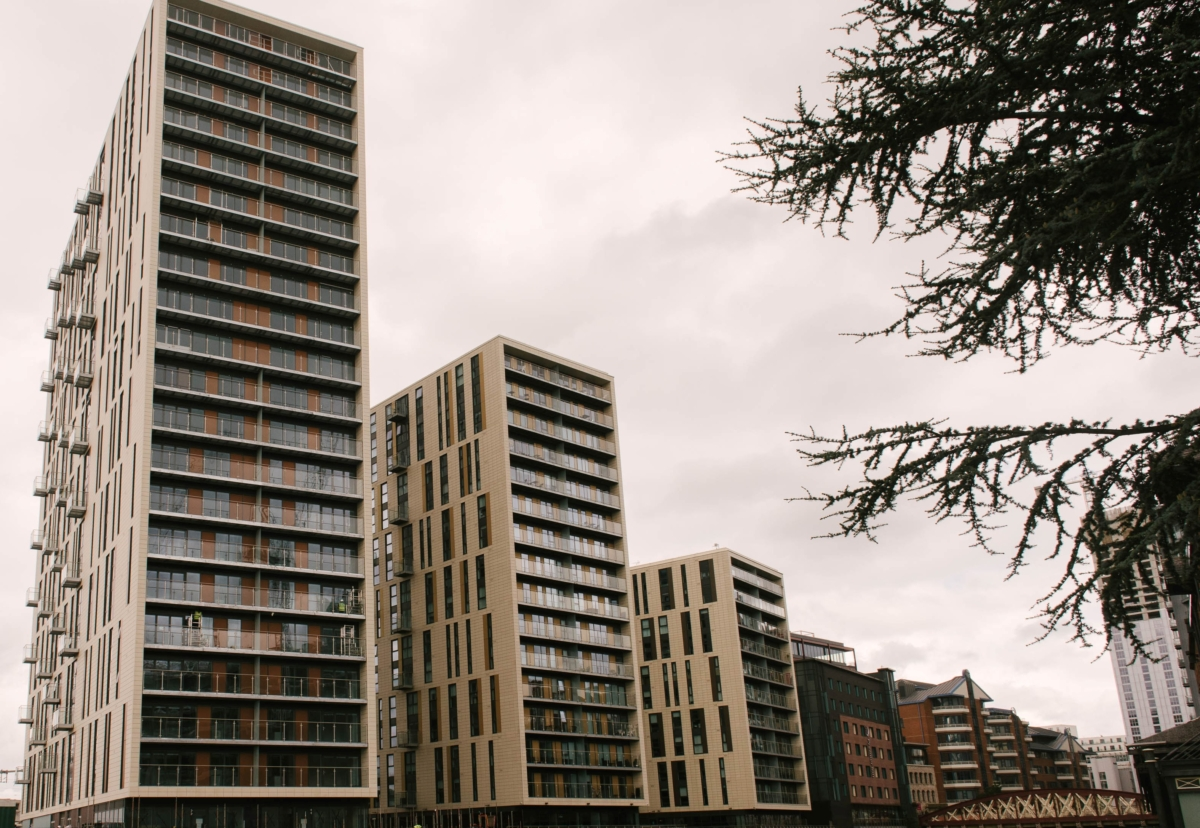 Ameon has contributed to the development of 10,000 apartments in Manchester and Salford, including significant contracts in the prestigious New Bailey area