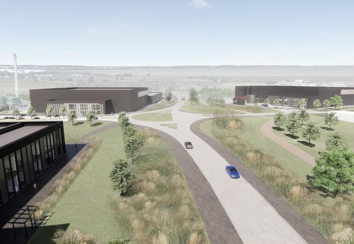 Plastic Park plan for Protos site near Ellesmere Port