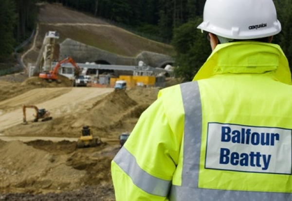 Balfour Beatty was praised for its management, leadership and its corporate governance and commitment to diversity and inclusion as well as its global competitiveness