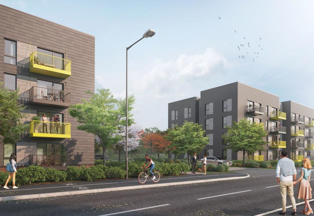 200-home Bristol scheme to start this autumn subject to planning