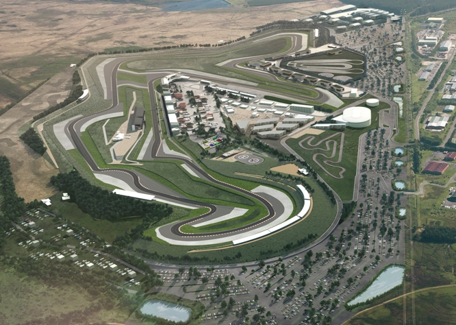 Circuit of Wales