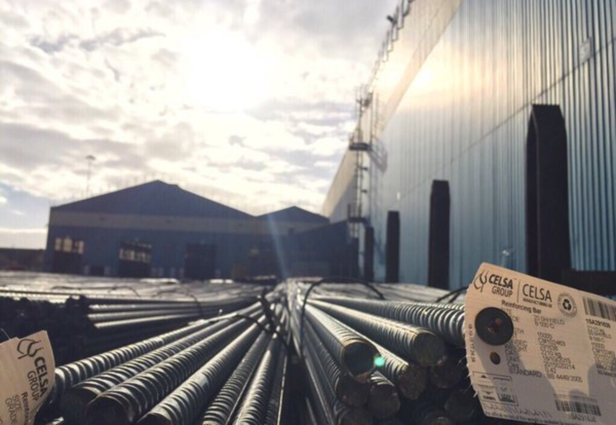 Government steps in to secure the future of the UK's largest rebar producer