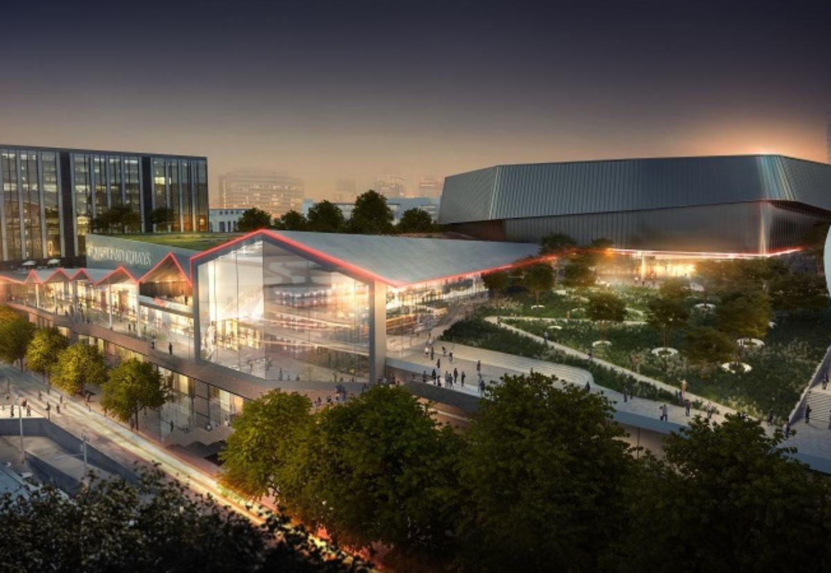 Sir Robert McAlpine builds order book with major Gateshead arena win