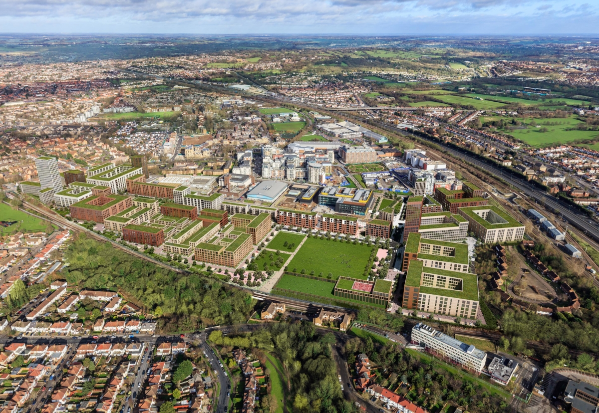 Colindale deal with Realstar is Redrow's fourth PRS scheme