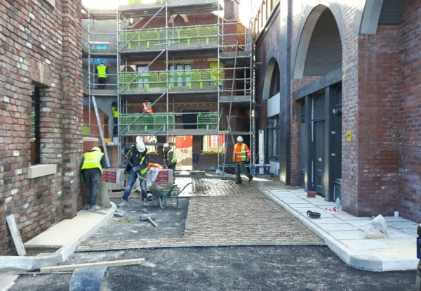 New Seddon built Coronation Street set makes debut tonight