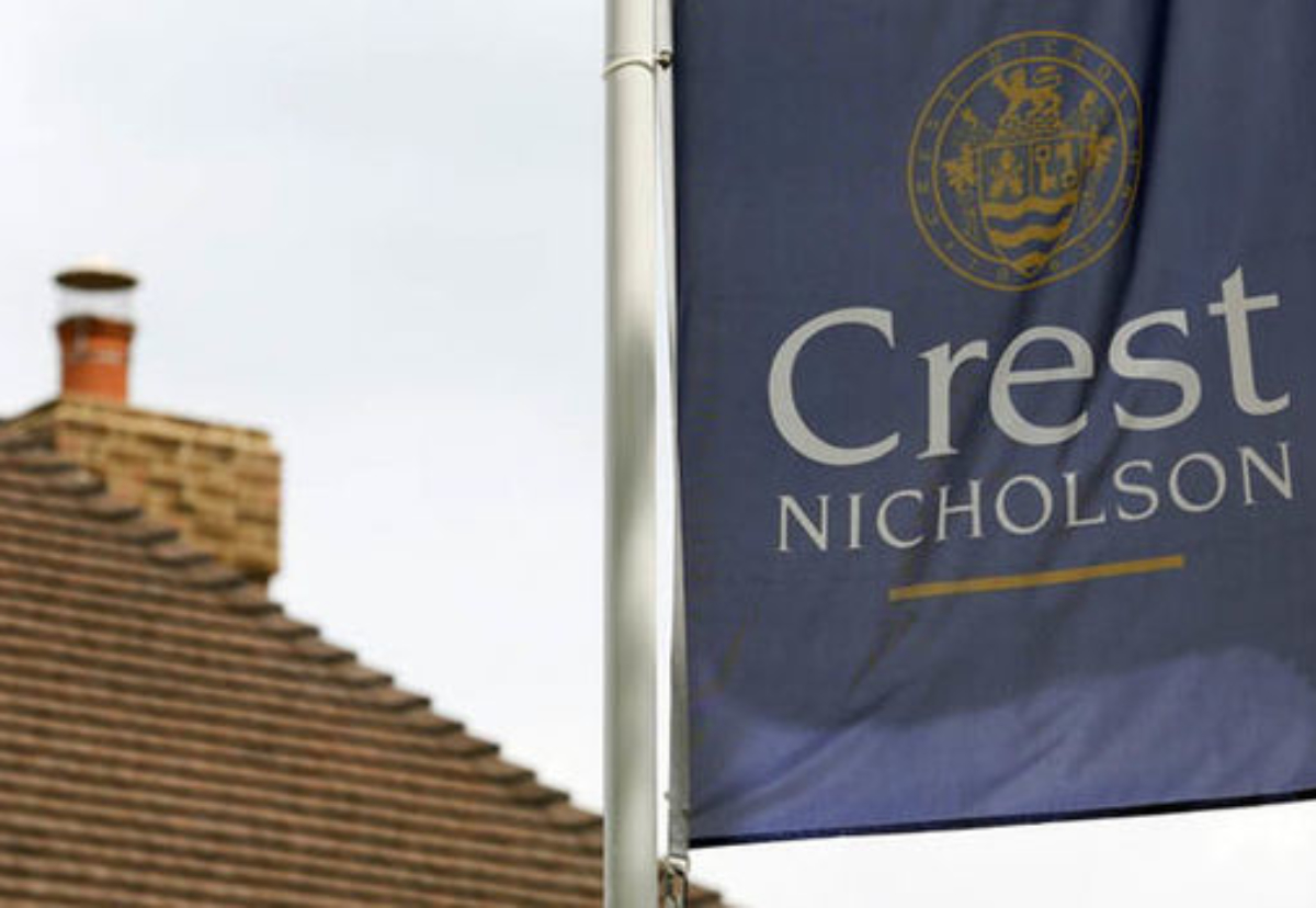 Crest Nicholson chief predicts house builder will return to profit in full-year