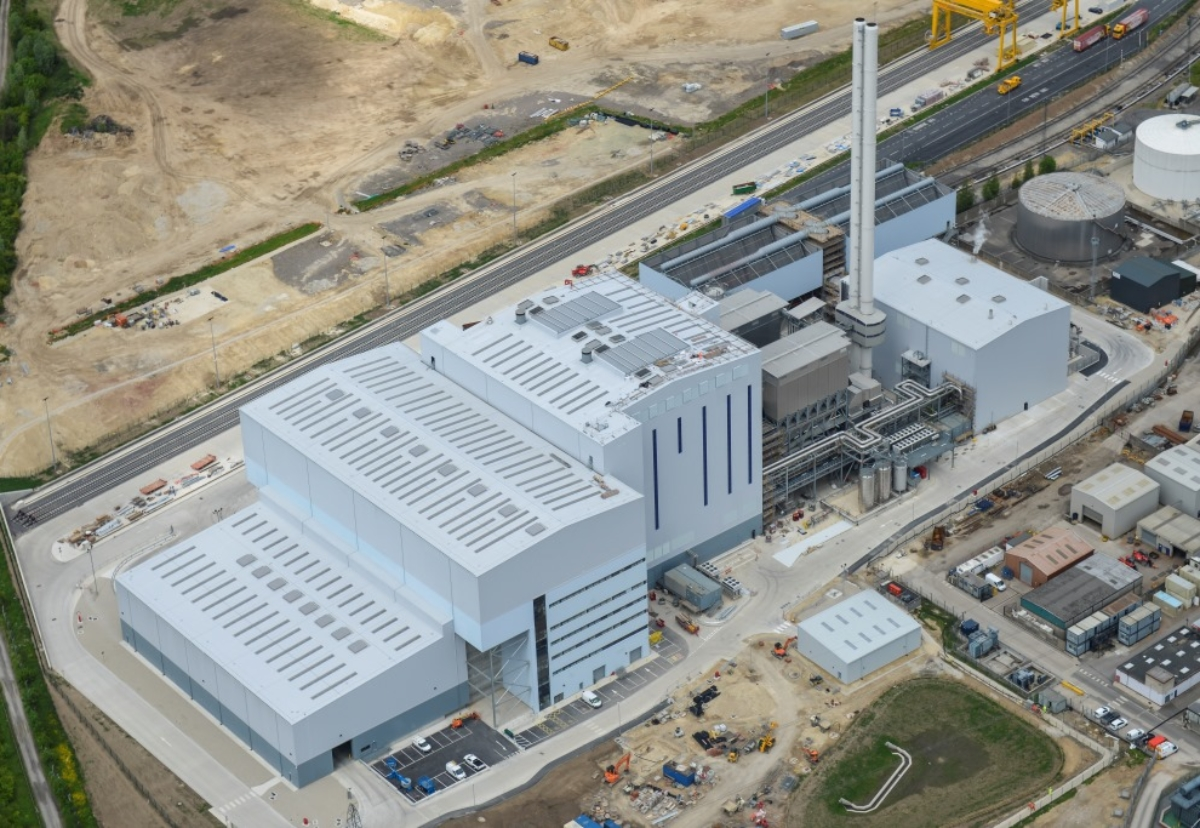 The new plant will be a similar design to FM1 completed last summer at Ferrybridge